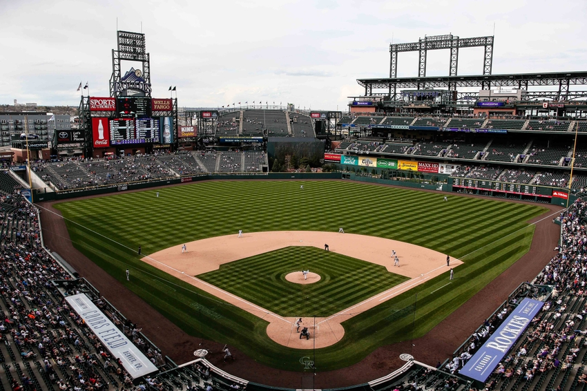 colorado rockies the five best things about coors field