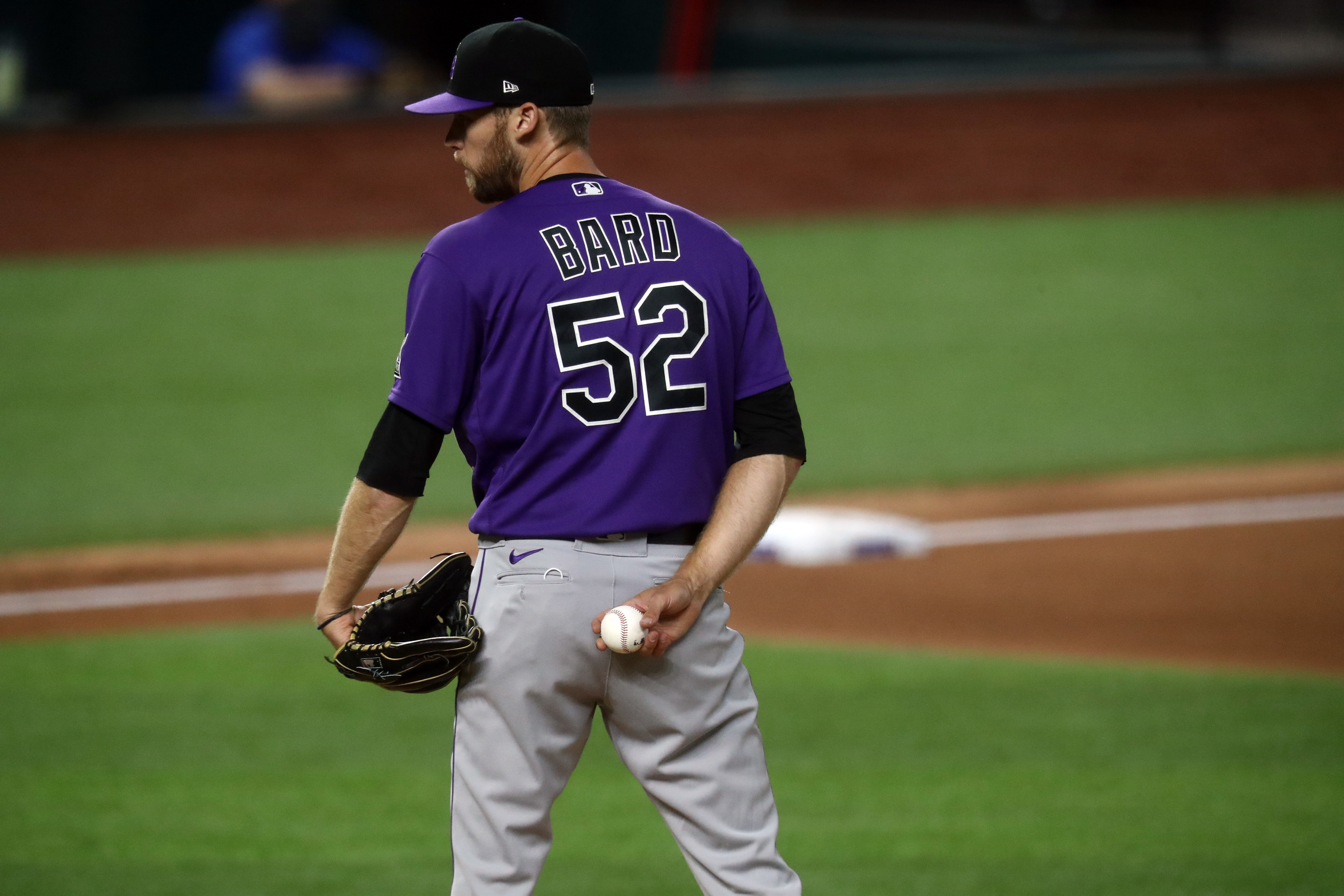Colorado Rockies spring training: Daniel Bard ready for 162 games, not just  60